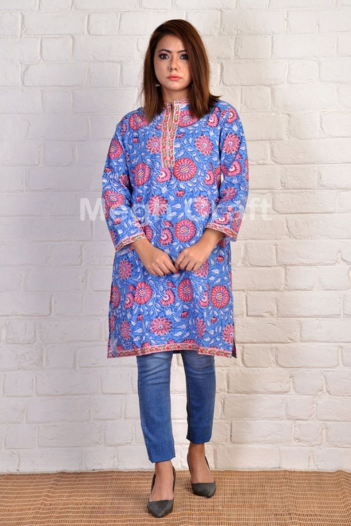 Boho fashion Casual Wear Kurti