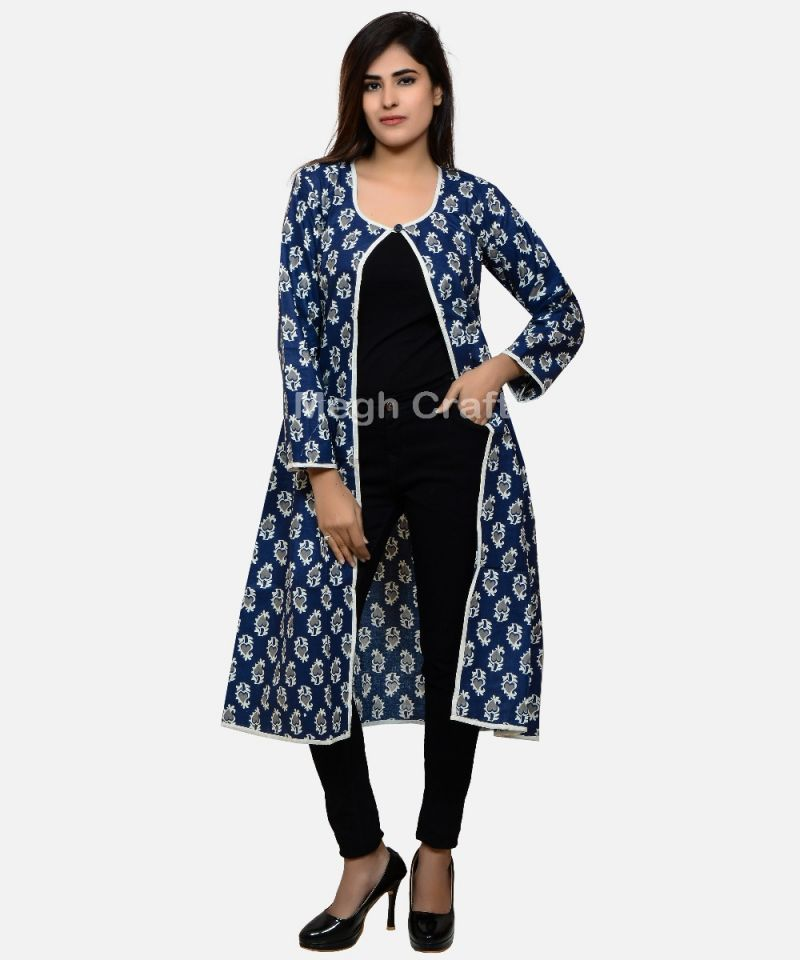 Boho Fashion Long Cardigan Coat