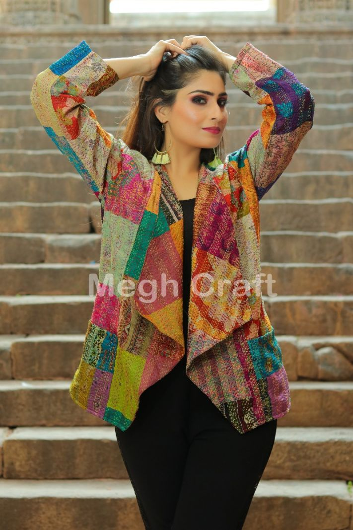 Indian Boho Fashion Cardigan