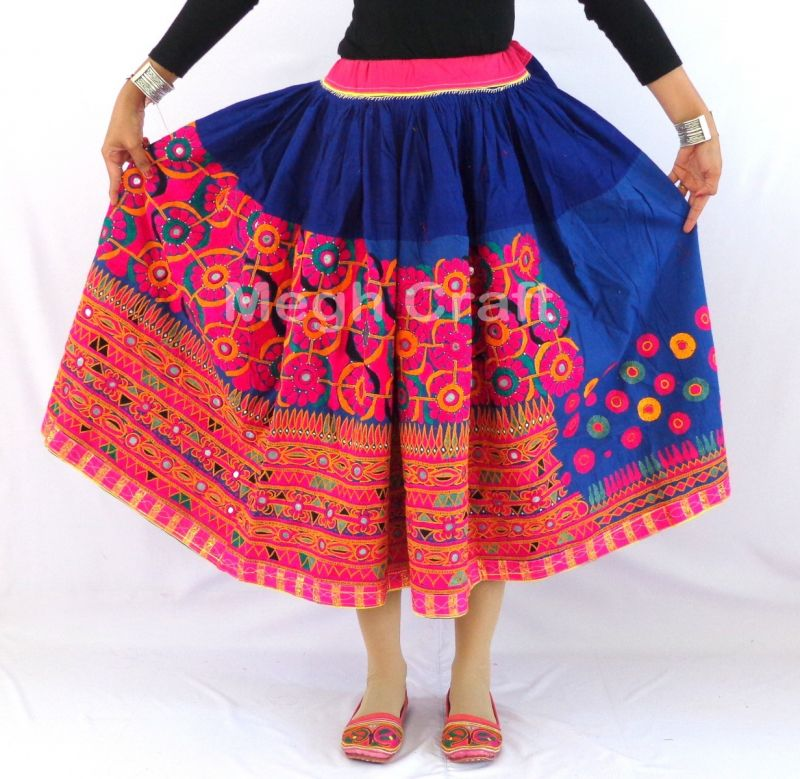 Indian Navratri Style Skirt