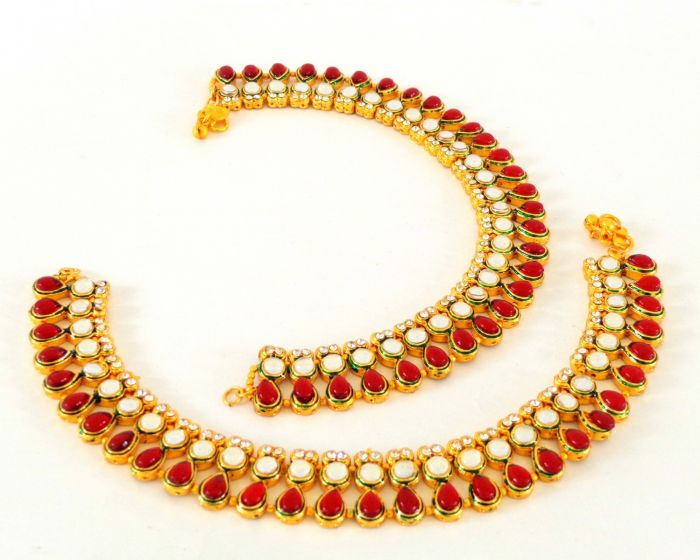 Indian Traditional Anklet