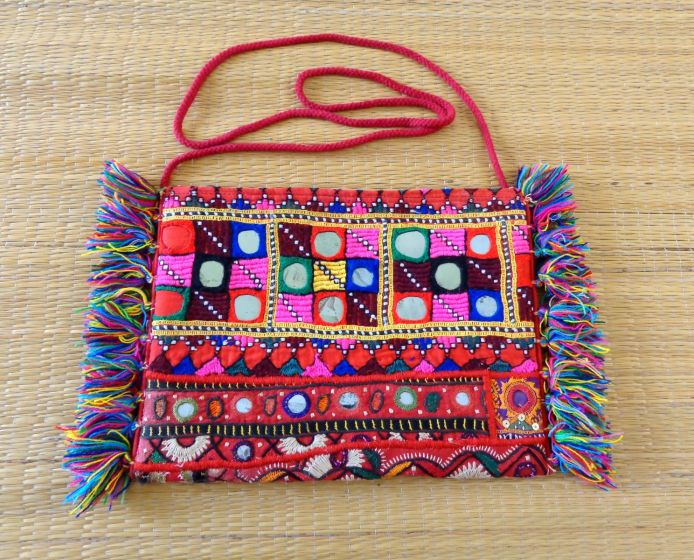 Gypsy Fringe Coin Bag