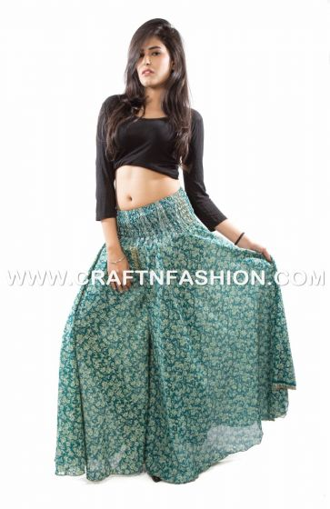 Floral fashion Wear Trouser