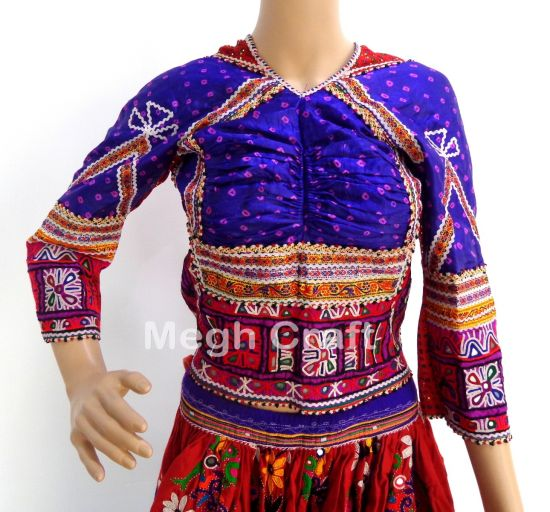 Kutch Traditional Blouse Top