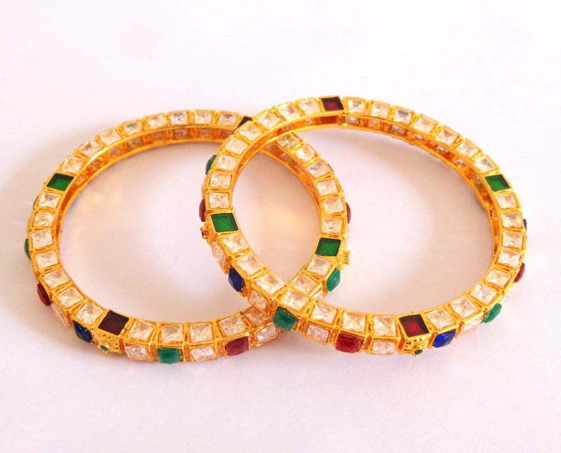 Indian Traditional Chowki Bangles