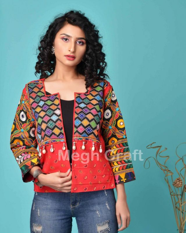 2021 Boho Fashion Waist Jacket