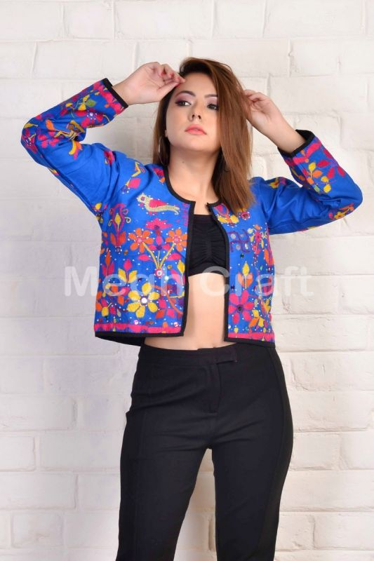 Girls Fashion Boho Shurg Jacket