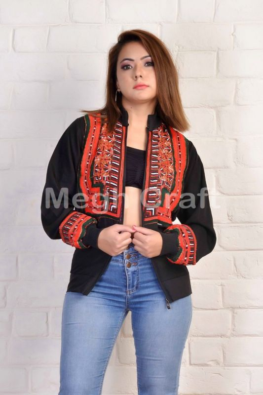 Boho Gypsy Fashion Jacket