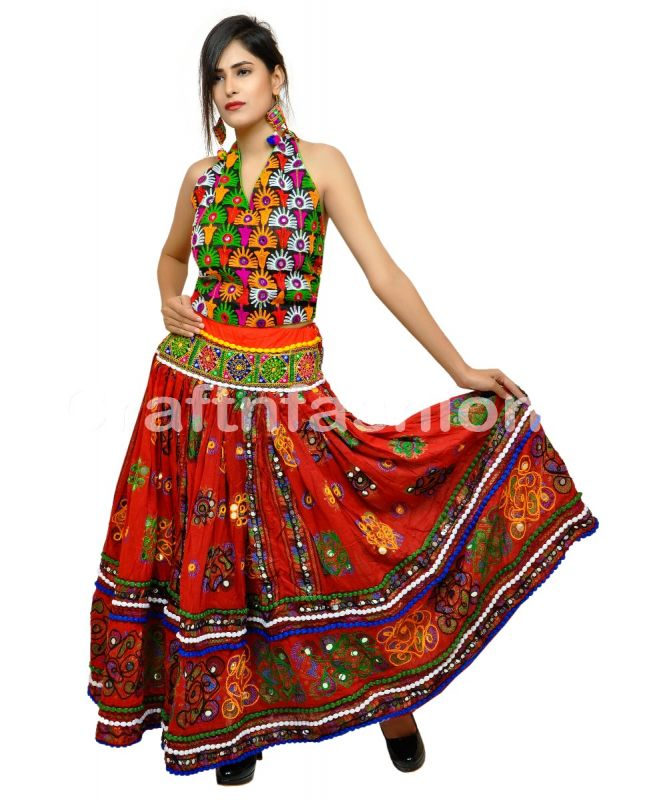 Indian Traditional Fashion Wear Skirt