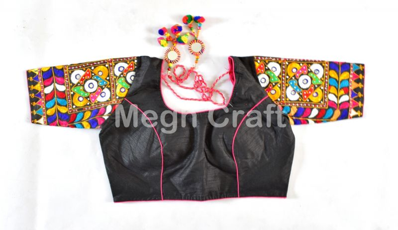 Kutch hand Embroidered Blouse