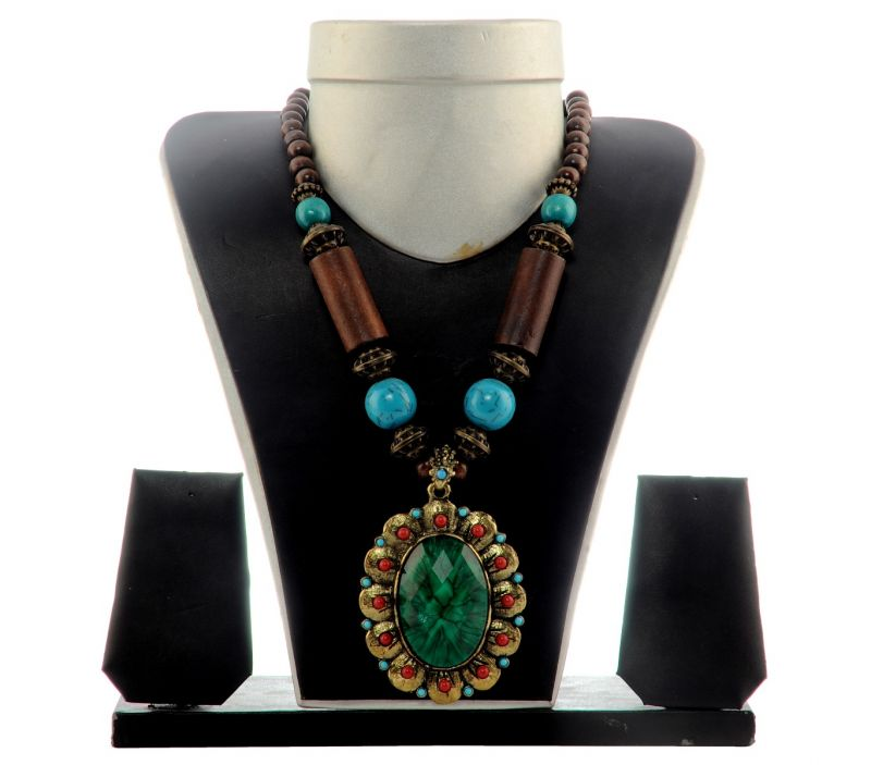 Boho Tribal Necklace