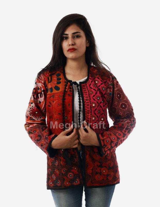 Megh Craft Boho Jacket