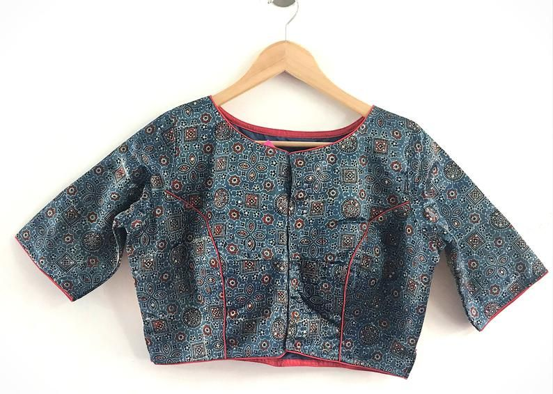 Fashionable Designer Handcrafted Blouse
