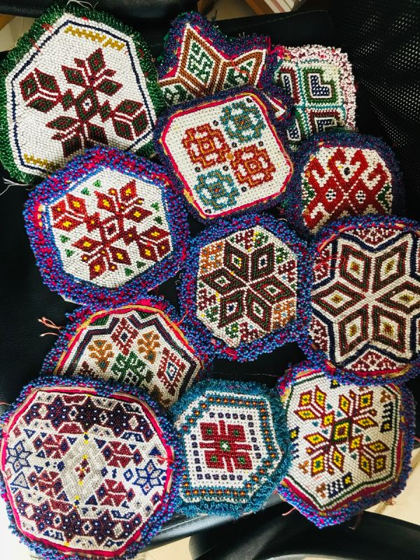 Banjara large Patches