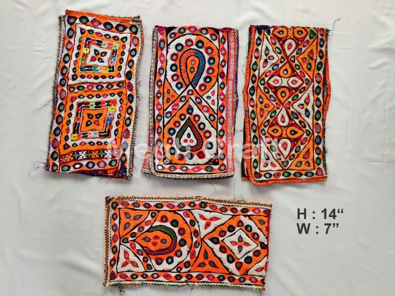 Gujarati Embroidery Patches