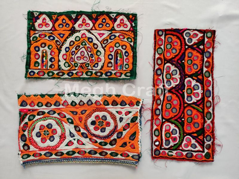 Indian Vintage Embroidery Patches