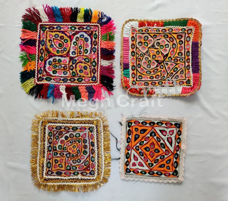 Exclusive Gujarati Embroidery Patches