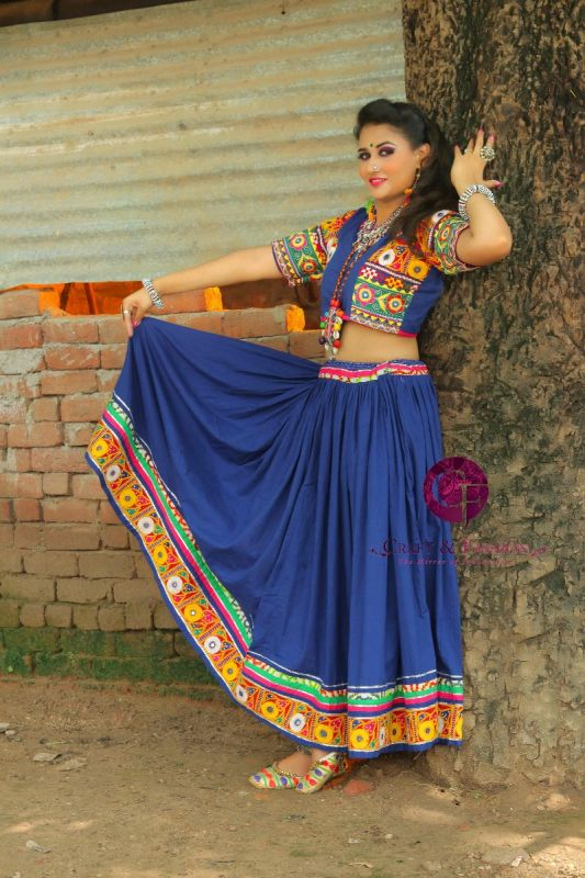 Navratri Fashion Chaniya Choli
