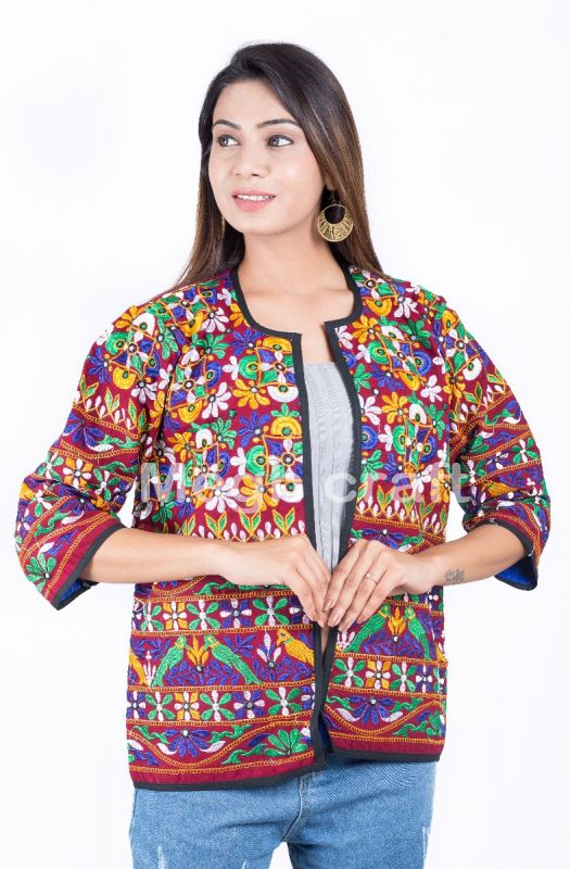 Indian Boho Gypsy Jacket