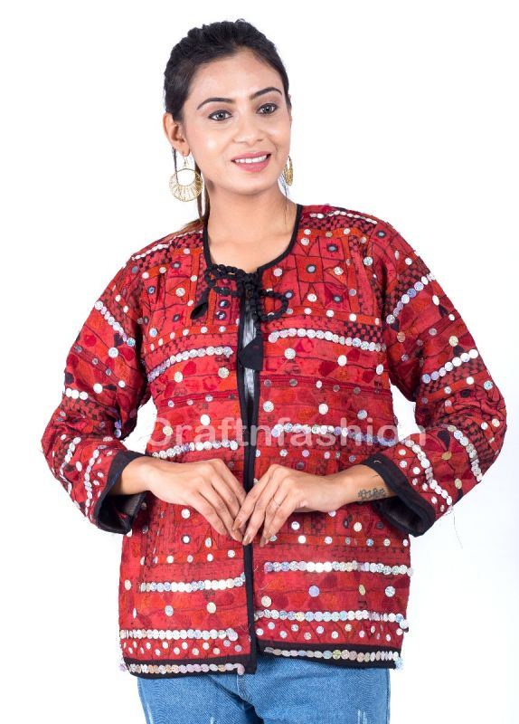 Sitara Work Banjara Jacket