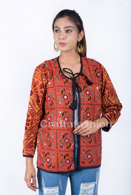 Indian Boho Kutch Jacket