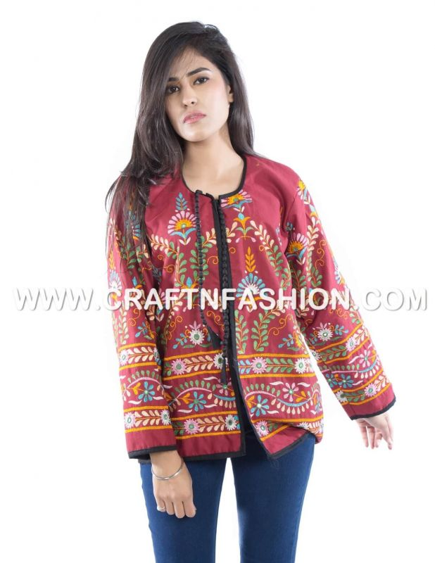 Ladies Boho Fashion Jacket