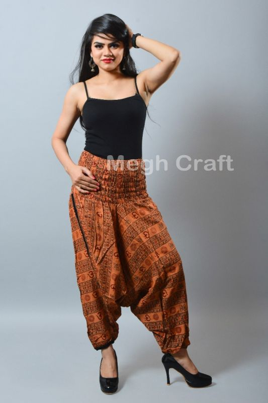 Ohm Yoga Harem Pants