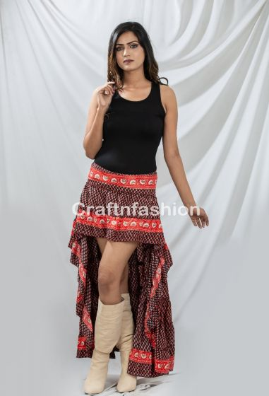Ladies Fashion Ibiza Skirt