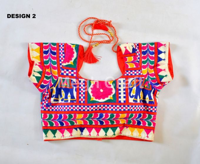 Indian Kutch Traditional Blouse