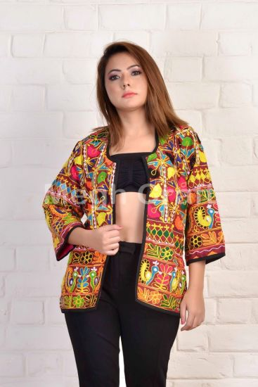 Kutch Feastival Embroidered Jacket