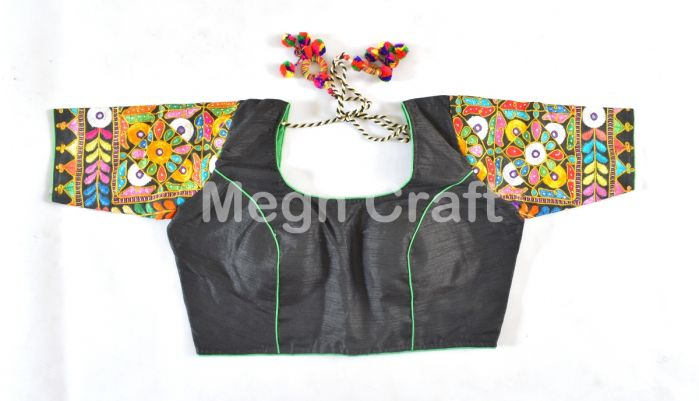 Indian hand Embroidered Blouse