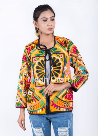 Gujarati Waist Coat Jacket