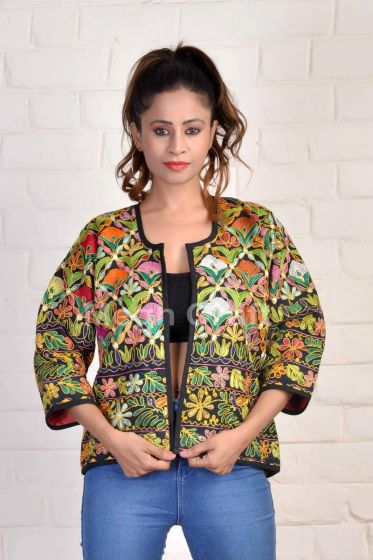 Traditional Fashion Embroidery Jacket