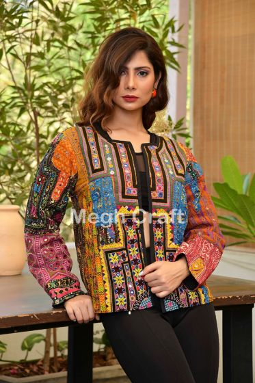 Exclusive Hand Embroidery Jacket