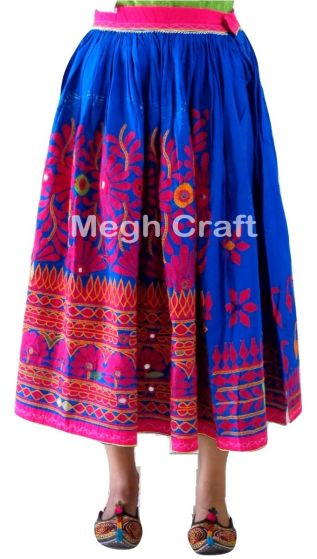 Indian Navratri Wear Banjara Skirt