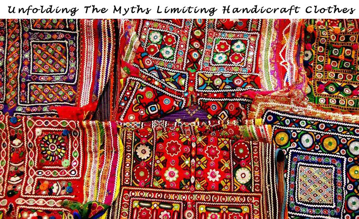 Three Misconceptions About Handicraft Clothes
